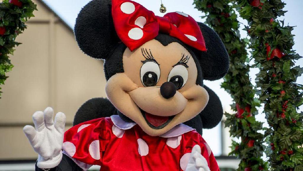 Saat Minnie Mouse Adu Jotos!