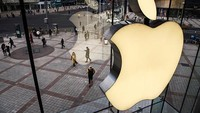 Lagi, Lonjakan Kasus COVID-19 Paksa Apple Tutup Kembali 30 Toko