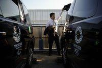 Norihito Arima, seorang supir taksi Jepang menceritakan kisahnya kepada AP