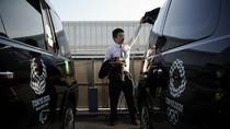 Foto: Rapi Banget Supir Taksi Jepang