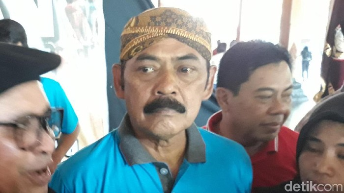Wali Kota Surakarta FX Hadi Rudyatmo