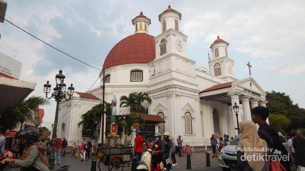 Kota Lama Semarangs