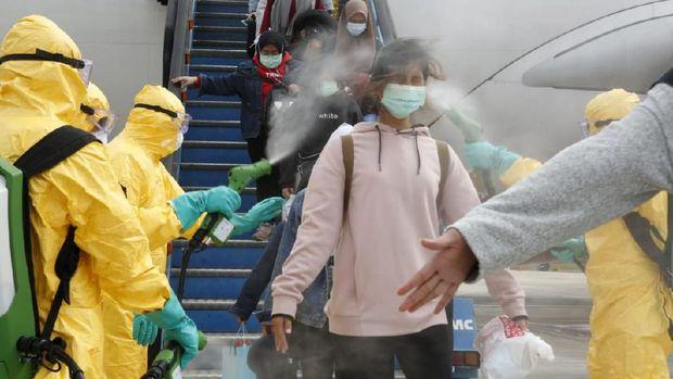 WNI yang dievakuasi dari Wuhan akan menjalani karantina di Natuna.