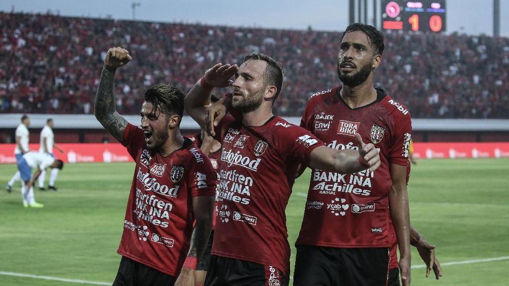 Bali United Resmi Jadi Lawan Uji Coba Timnas U-23