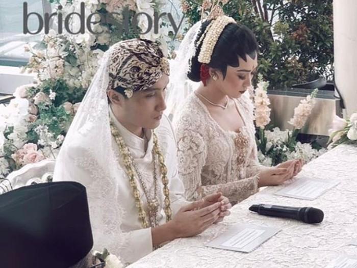 Isyana Sarasvati resmi menikah