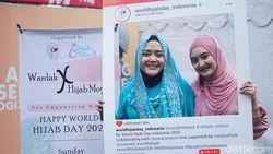 Intip Perayaan World Hijab Day di Indonesia