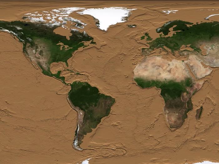 air bumi dikuras