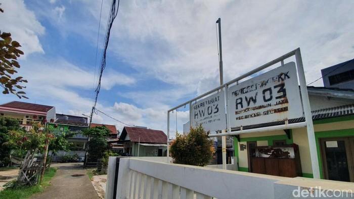 Lokasi di Bekasi yang disebut-sebut warga satu RT jadi korban hipnotis massal