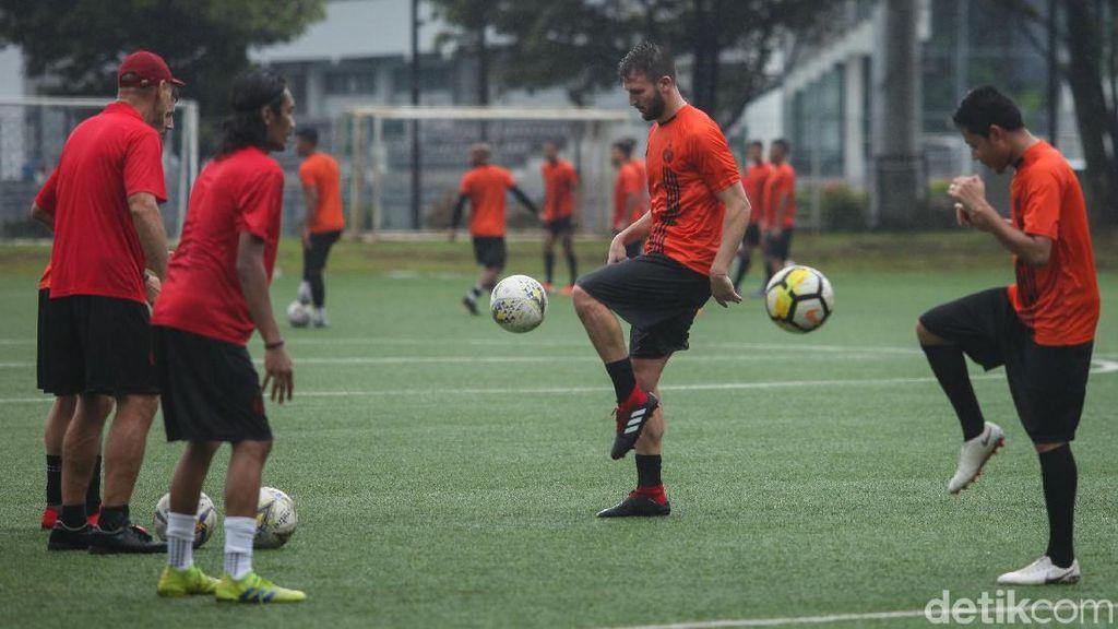 Piala Menpora 2021: Persija Gelar Latihan Perdana Hari Ini