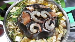 Steam Boat-Sukiyaki-BBQ: Nikmatnya Sukiyaki dan BBQ Klasik Legendaris