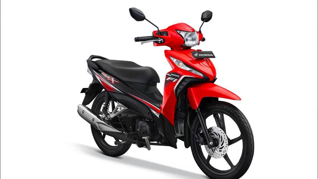 Honda New Revo-X Bersolek