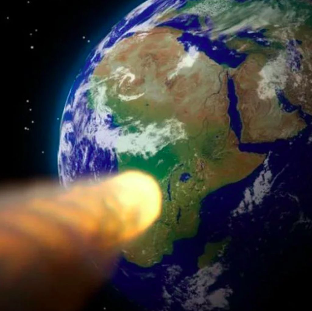 3 Skenario untuk Hentikan Asteroid Menabrak Bumi