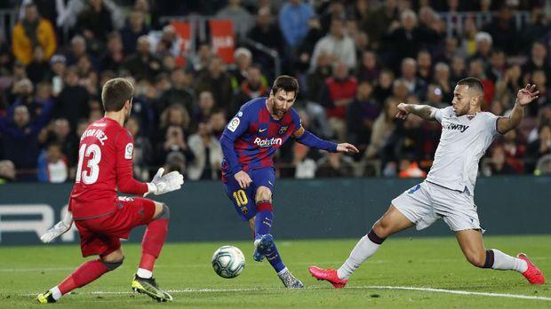 Eks Barcelona Takut Messi Hengkang Usai Konflik dengan Abidal