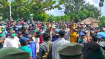 Luhut Singgung Pilkada soal Demo di Natuna, Wabup: Nggak Ada yang Gerakin