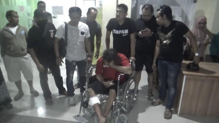 Polisi Tembak Napi Bebas Bersyarat yang Edarkan Sabu di Sulsel