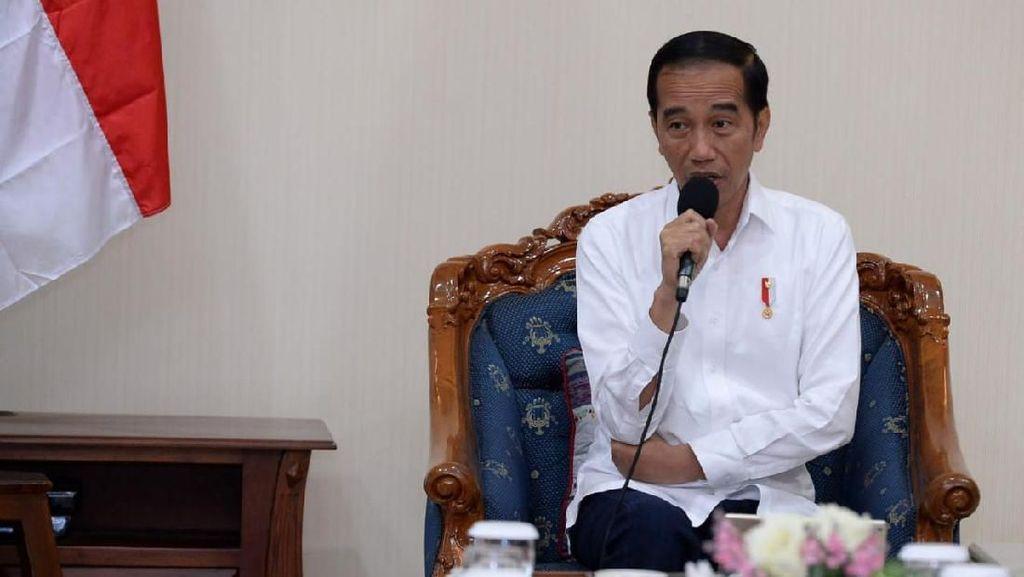 Jokowi Ungkap Kenapa ABK World Dream Dievakuasi Duluan dari Diamond Princess