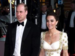 Pangeran William Diam-diam Terinfeksi Corona