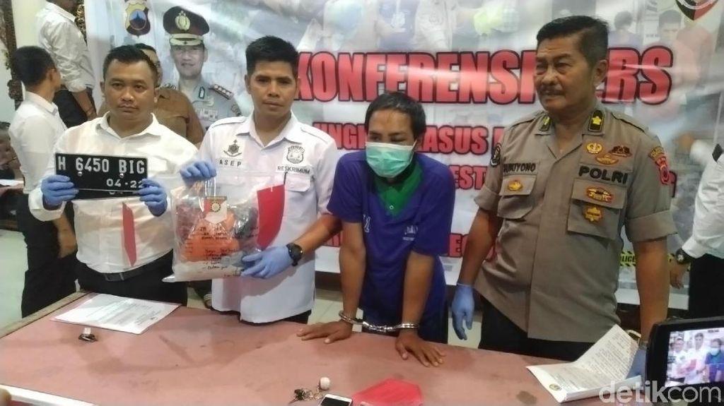 Kejam! Pria Ini Rampok dan Perkosa 2 Perempuan Semarang