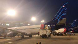 Kronologi Pesawat Sriwijaya Air SJ 182 Hilang Kontak dan Dipastikan Jatuh