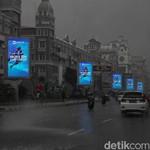 Tips Berkendara Saat Hujan, Perhatikan Batas Kecepatan dan Jarak Pengereman