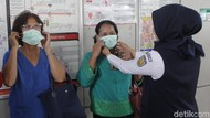 Heboh Virus Corona, Stok Masker Ludes di Sejumlah Apotek!