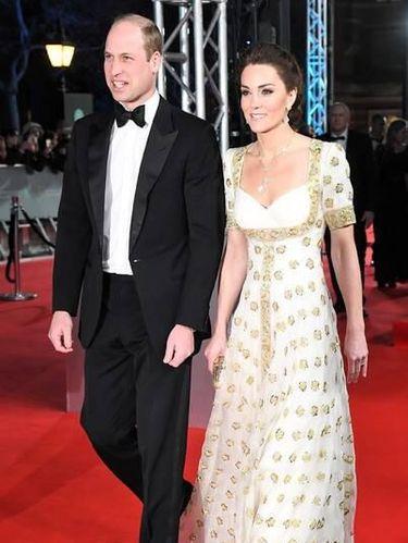 Pakai Gaun yang Sama dari Acara 2012, Kate Middleton DIpuji