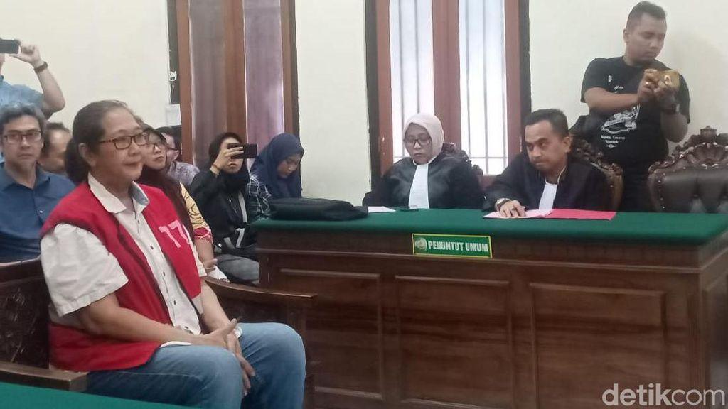 Mak Susi Terdakwa Kasus Rasisme Mahasiswa Papua Divonis 7 Bulan Penjara