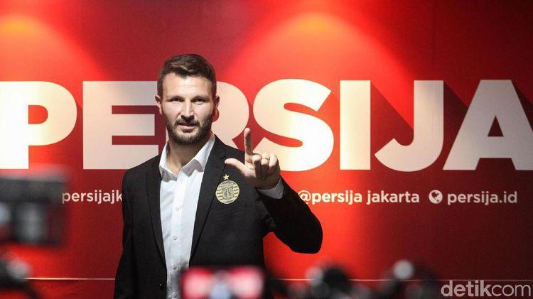 Dari Juventus ke AS Roma Kini Motta Resmi di Persija Jakarta