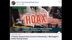 Sanksi Apakah yang Layak Bagi Penyebar Hoax Virus Corona?