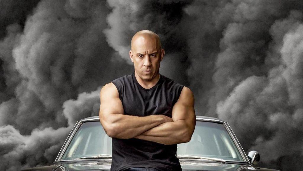 Corona, Aksi Kebut-kebutan Dominic Toretto di Fast and Furious 9 Mundur Setahun