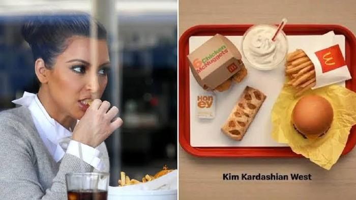 selara makan kim kardashian