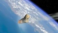Asteroid Dewa Kekacauan Dekati Bumi Hari Ini
