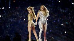 Tampil di Super Bowl 2020, Jennifer Lopez dan Shakira Tak Dibayar
