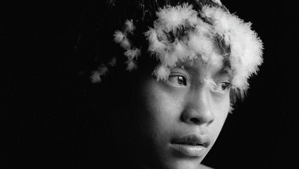 Foto: Bukan Catherine Wilson, Ini Suku Amazon yang Suka Nge-Fly