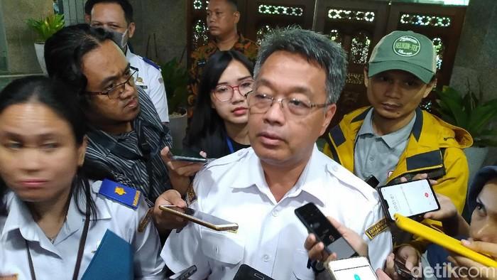 Dirjen Perhubungan Udara Kementerian Perhubungan, Novie Riyanto