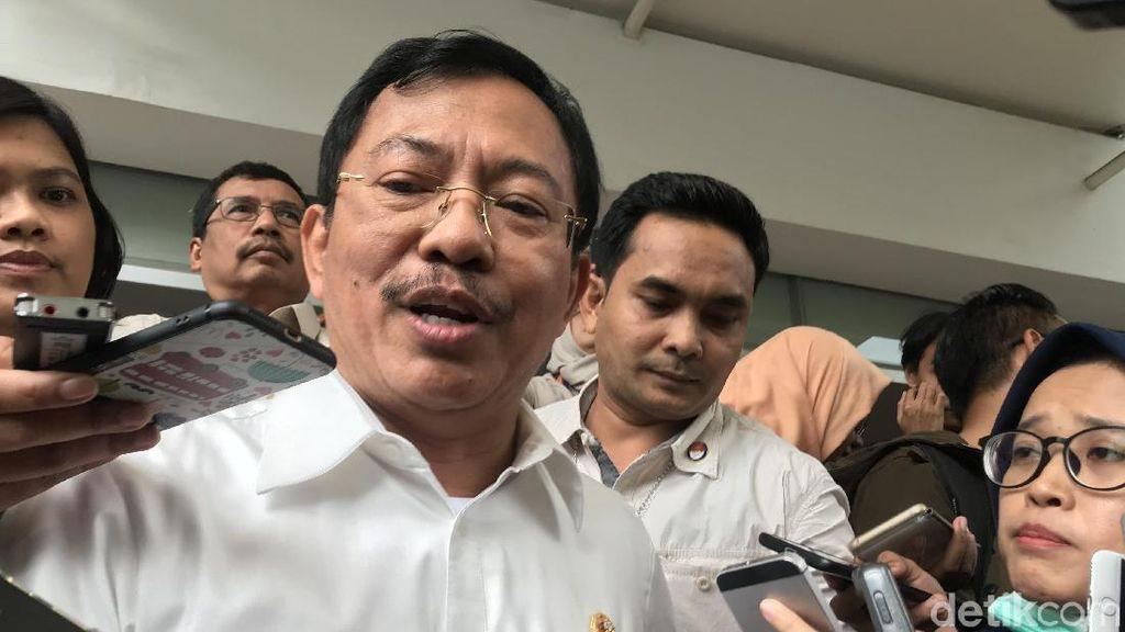 Kala Terawan Andalkan Doa Cegah Virus Corona Masuk Indonesia