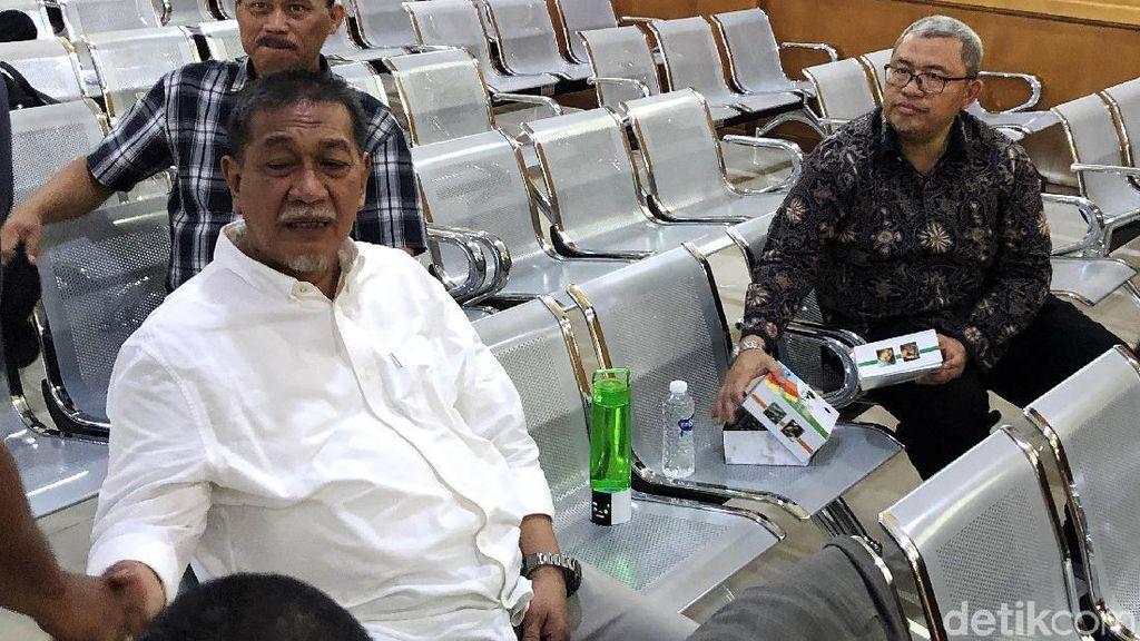 Video Aher dan Deddy Mizwar Jadi Saksi di Sidang Meikarta