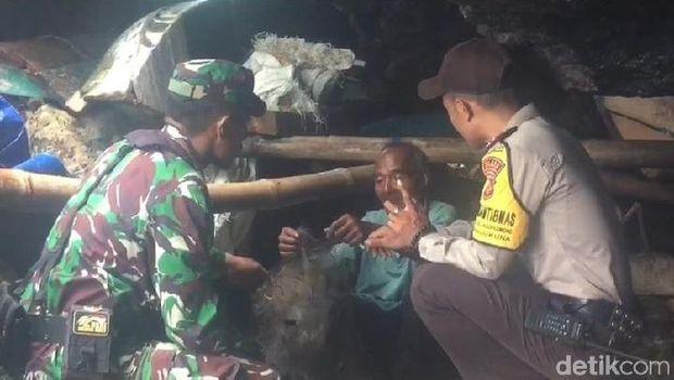 Kisah La Udu dari Sultra, Tinggal di Gua karena tak Punya Rumah