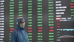 Kasus COVID-19 Global Melonjak, Apa Dampaknya ke Bursa Saham?