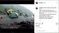 Ini Dugaan Penyebab Banjir di Gunung Merbabu