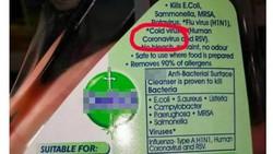 Viral Produk Antiseptik Sehari-hari Bisa Basmi Virus Corona, Ini Faktanya