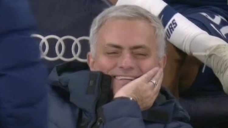 Ramai Meme Kocak Jose Mourinho Usai Spurs Kalahkan Man City
