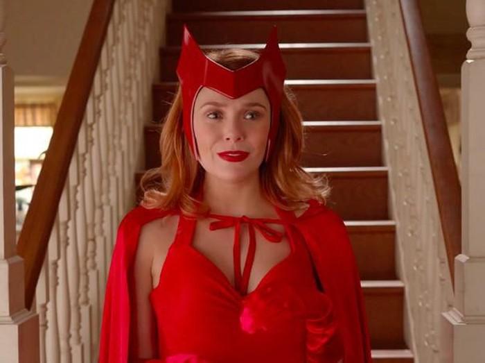 Penampilan baru Scarlet Witch.