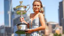 Liburan di Bali Dulu, Sofia Kenin Juara Australia Terbuka 2020 Kemudian