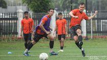 Latihan Persija Jakarta Direncanakan Mulai Agustus