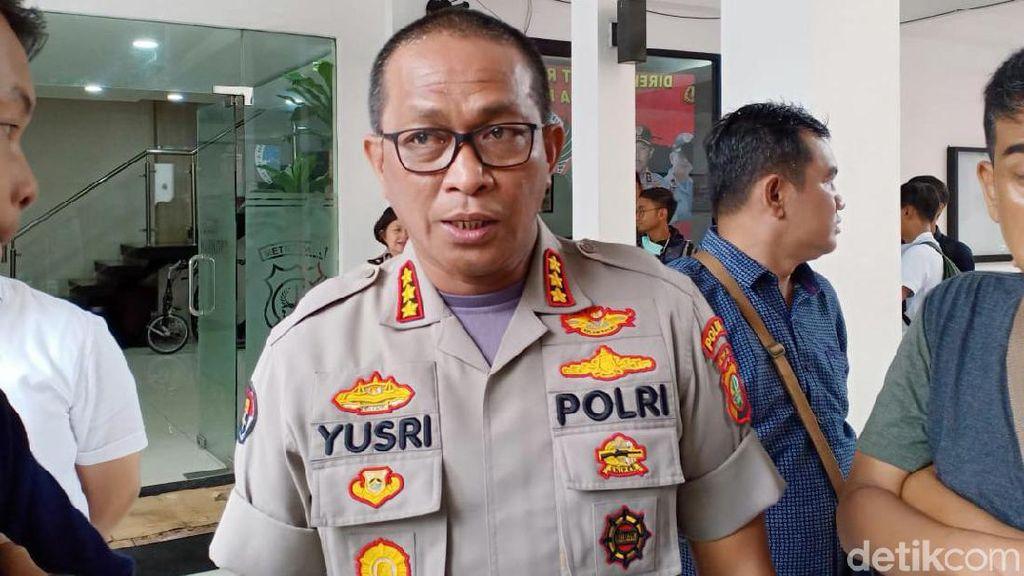 Polisi Selidiki Kaitan Pelempar Batu ke Polantas dengan 20 Perusuh di Demo DPR
