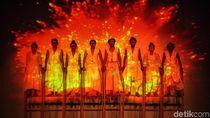 Terinspirasi Budaya Minang, Pentas Under the Volcano Berlabuh di Jakarta