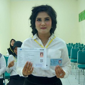 Wanita Ini Nekat Kabur dari Resepsi Pernikahan Demi Ikut Tes SKD CPNS