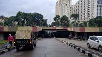 Underpass Kemayoran Kering Meski Hujan Semalaman, Kok Bisa?
