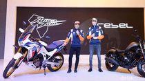 Duo Marquez Luncurkan Moge Baru Honda di Jakarta